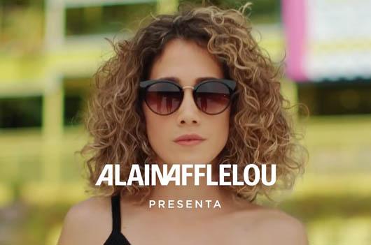 Clic para ver el anuncio de Alain Afflelou en el que hemos participado como productora audiovisual. Y dirigido por Greg A. Sebastian.